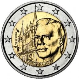 Lussemburgo 2007 - 2 euro commemorativo Palazzo del Granduca