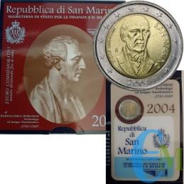 San Marino 2004 - 2 euro...