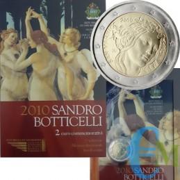 San Marino 2010 - 2 euro commemorativo 500° anniversario della morte di Sandro Botticelli