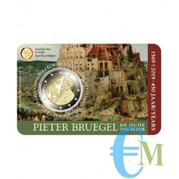 Belgio 2019 - 2 euro 450°...