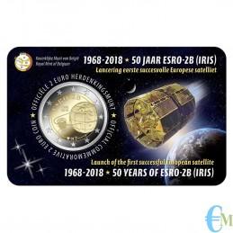 Belgio 2018 - 2 euro ESRO-2B
