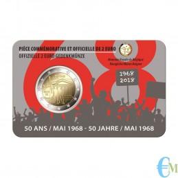Belgio 2018 - 2 euro Maggio...