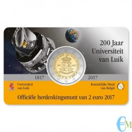 Belgio 2017 - 2 euro...