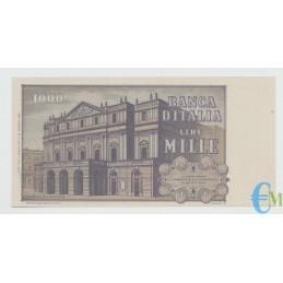 Italia - 1000 Lire Giuseppe Verdi 2° tipo 1975