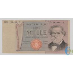 Italia - 1000 Lire Giuseppe Verdi 2° tipo 30.05.1981 BB