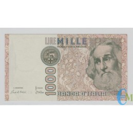 Italia - 1000 Lire Marco Polo 16.03.1982 SPL