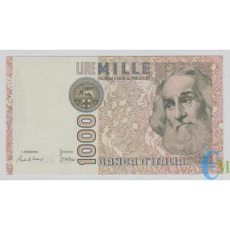 Italia - 1000 Lire Marco Polo 28.10.1985
