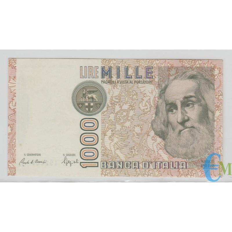 Italia - 1000 Lire Marco Polo 18.01.1988 SPL
