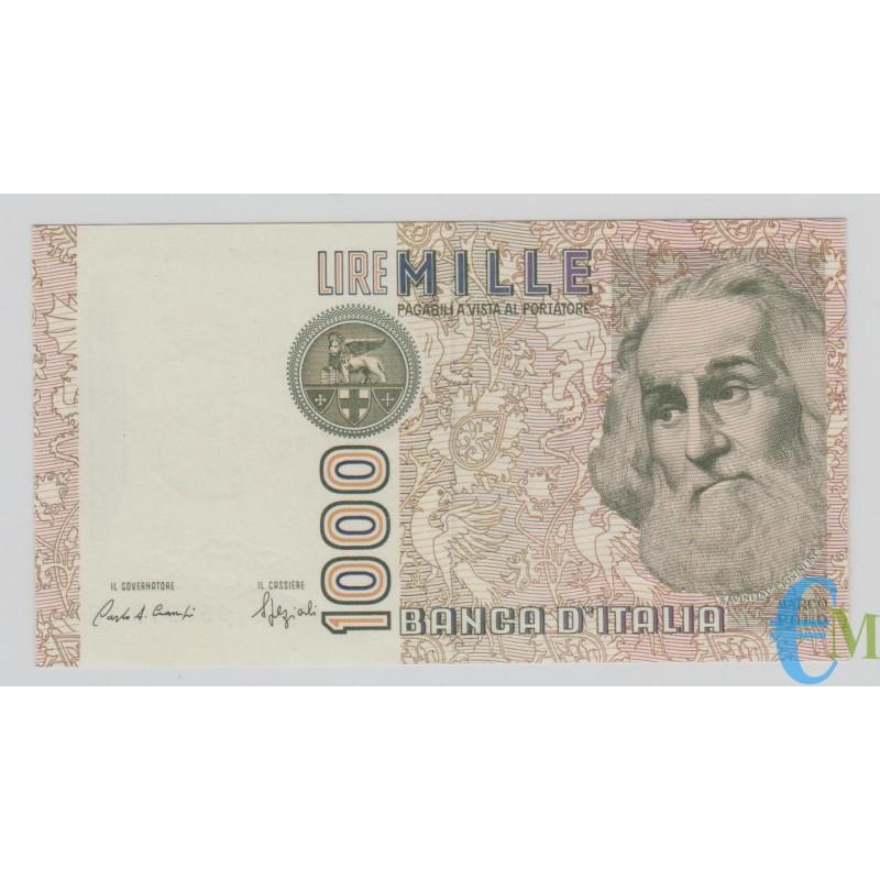 Italia - 1000 Lire Marco Polo 20.10.1988