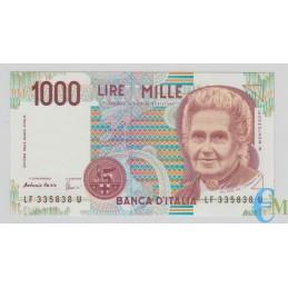 Italia - 1000 Lire Maria Montessori 26.11.1996