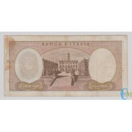 Italia - 10000 Lire Michelangelo 14.01.1964 rovescio