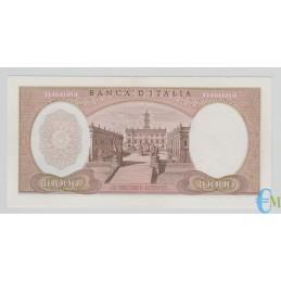 Italia - 10000 Lire Michelangelo 27.11.1973 rovescio