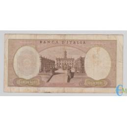 Italia - 10000 Lire Michelangelo 20.05.1966 mb retro