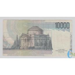 Italia - 10000 Lire Alessandro Volta H 17.12.1997 bb rovescio
