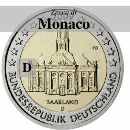 Germania 2009 - 2 euro...