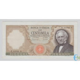 Italia - 100000 Lire Alessandro Manzoni 19.07.1970