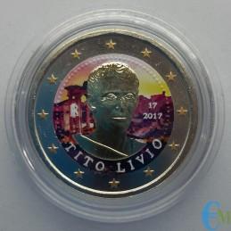 copy of Italia 2017 - 2 euro Tito Livio
