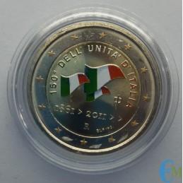 copy of Italia 2011 - 2 euro 150° Unità d'Italia