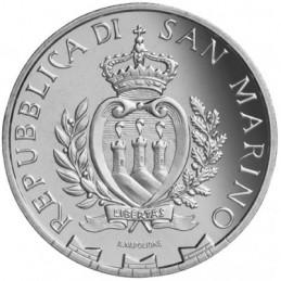 San Marino 2020 - 10 Euro 93° Adunata  Alpini Rimini rovescio