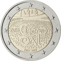 Irlanda 2019 - 2 euro commemorativo 100° anniversario della prima riunione del Dail Eireann