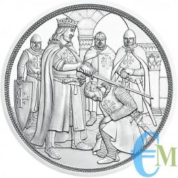 Austria 2019 - 10 euro Avventura in Argento rovescio