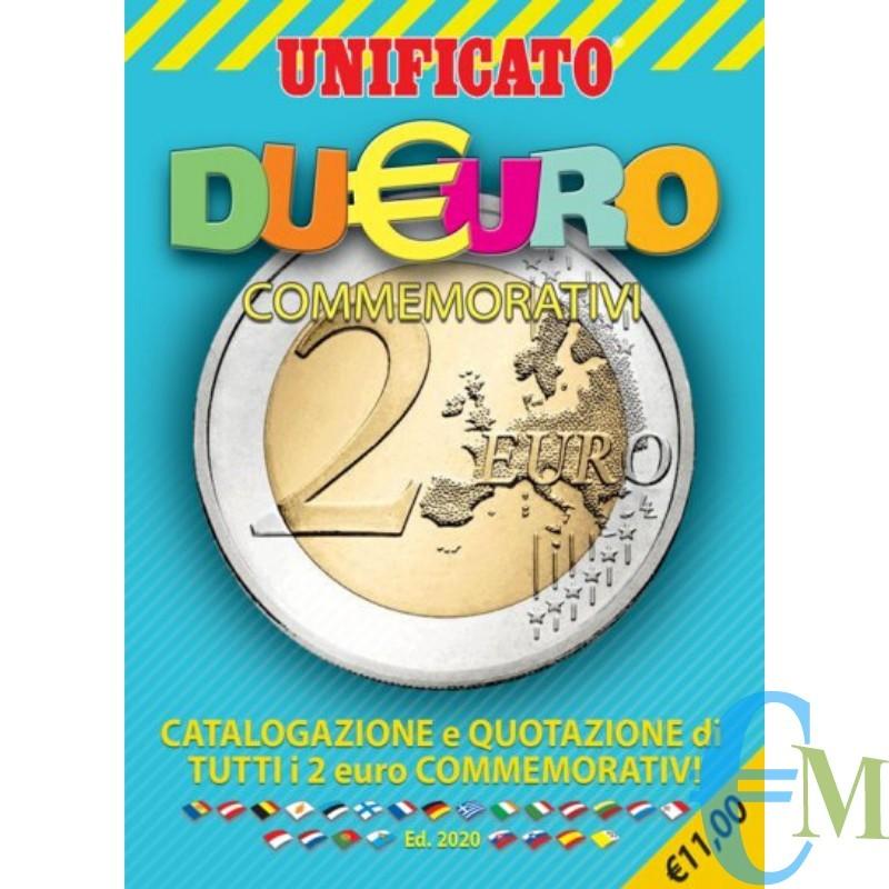 Catalogo Unificato DuEuro Commemorativi 2020