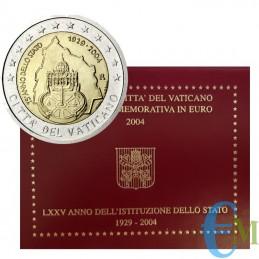 Vaticano 2004 - 2 euro...