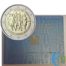 Vaticano 2012 - 2 euro...
