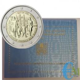 Vaticano 2012 - 2 euro VII Incontro Mondiale delle Famiglie