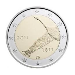 Finlande 2011 - 2 euros 200e Banque de Finlande