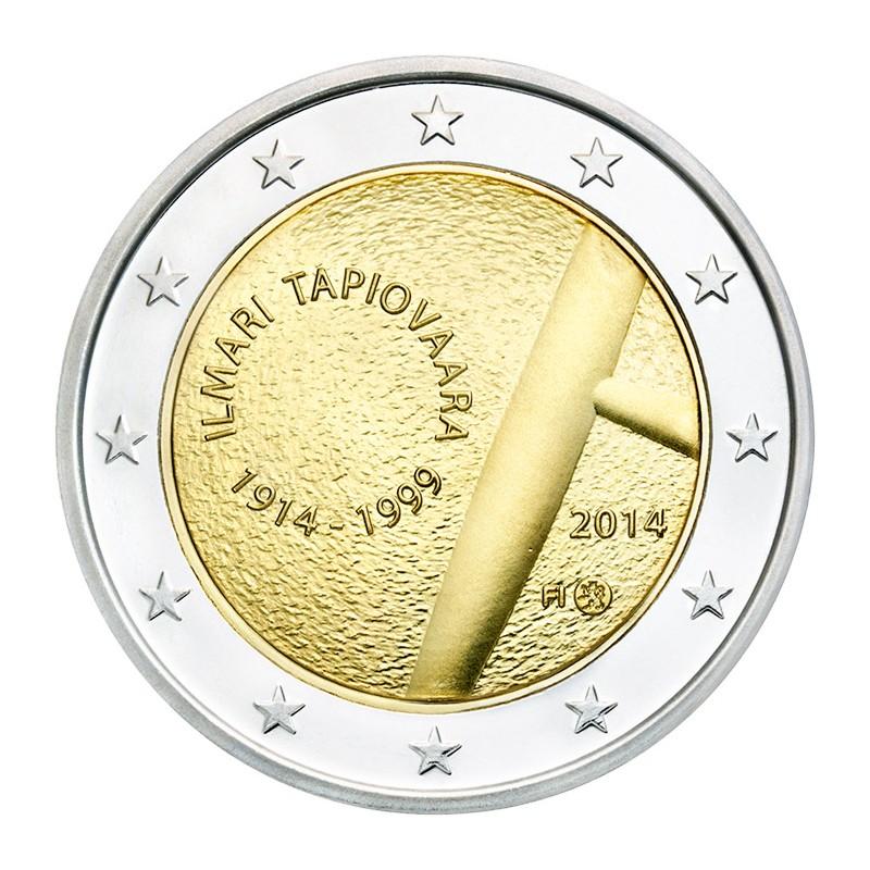 Finlandia 2014 - 2 euro commemorativo 100° anniversario della nascita di Ilmari Tapiovaara