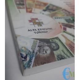 Catalogo Alfa della Cartamoneta Europea 1° volume dorso