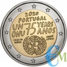 Portogallo 2020 - 2 euro...