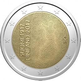 Finlande 2017 - 2 euros 100e anniversaire de l'Indépendance