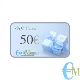Buono Regalo da 50€