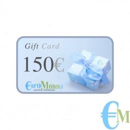 Buono regalo da 150€