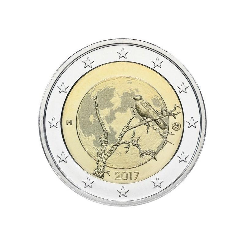 Finlande 2017 - 2 euros nature finlandaise