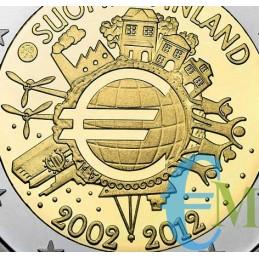 2012 - Lotto annata 2 euro...