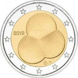 Finlandia 2019 - 2 euro commemorativo 100° anniversario della Costituzione della Finlandia