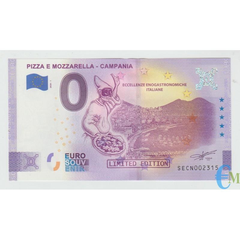 Italia - 0 euro Pizza e Mozzarella Campania