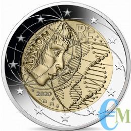 2 euro Proof Ricerca Medica moneta