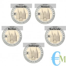 Germania 2006 - 2 euro...
