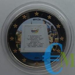 copy of Malta 2015 - 2 euro...