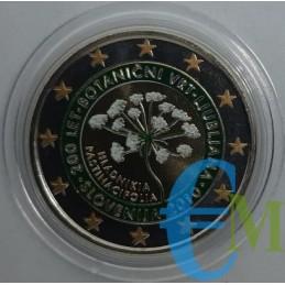 copy of Slovenia 2010 - 2 euro Orto botanico