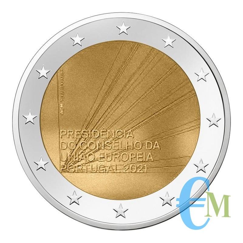 2 euro Presidenza del Consiglio dell'Unione Europea