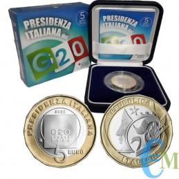 Italia 2020 - 5 euro...