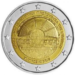 2 euro Proof Pafos moneta