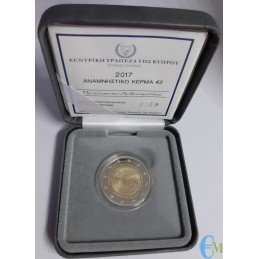 2 euro Proof Pafos