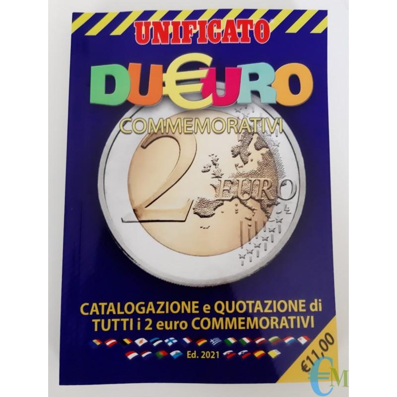 Catalogo Unificato DuEuro Commemorativi 2021