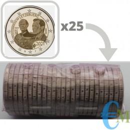 Rotolino 2 euro 100º nascita del Granduca Giovanni versione foto